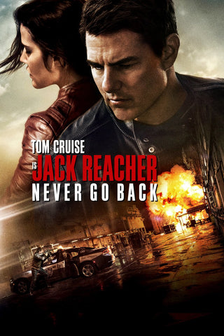 Jack Reacher: Never Go Back (UHD/4K)