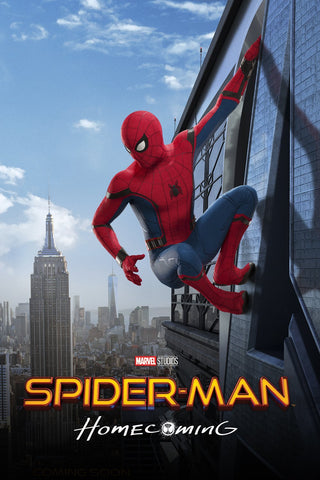 Spider-Man: Homecoming (2017) (UHD/4K)