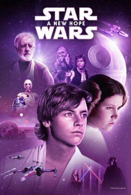 Star Wars: A New Hope (UHD/4K)