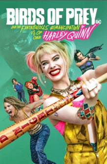 Birds of Prey: And the Fantabulous Emancipation of One Harley Quinn (UHD/4K)