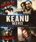 Keanu Reeves 4 Film Collection