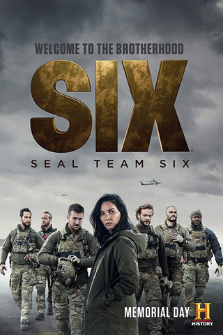 Six: Complete Series