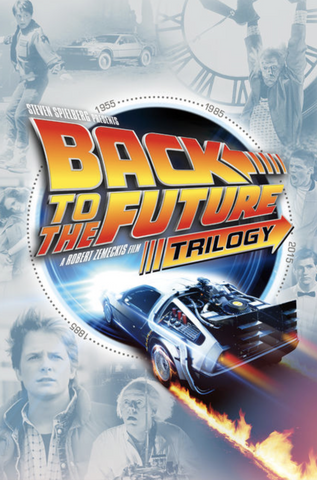 Back to the Future Trilogy (UHD/4K)