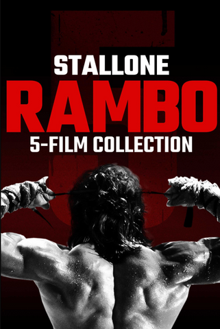 Rambo 5 Film Collection