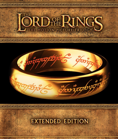 Lord of the Rings Trilogy (Theatrical + Extended) (UHD/4K)