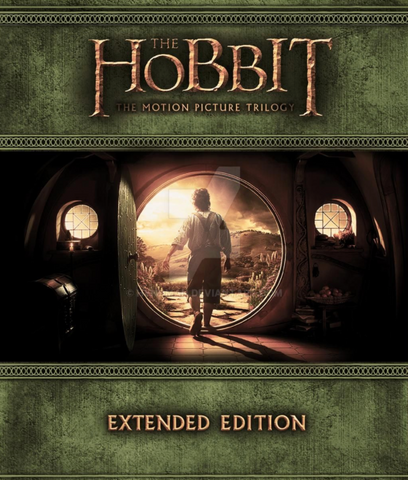 Hobbit Trilogy (Theatrical + Extended) (UHD/4K)