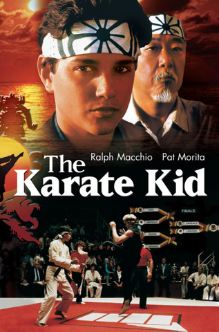 The Karate Kid (1984) (UHD/4K)