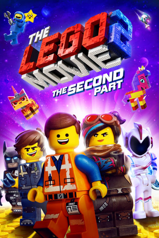 The Lego Movie 2: The Second Part (UHD/4K)