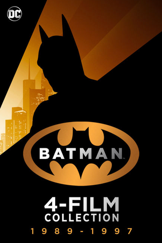 Batman 4 Film Collection (UHD/4K)