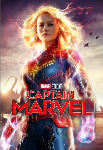 Captain Marvel (UHD/4K)