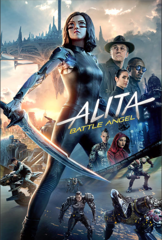 Alita: Battle Angel (UHD/4K)