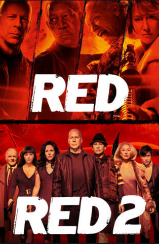 Red / Red 2 (UHD/4K)