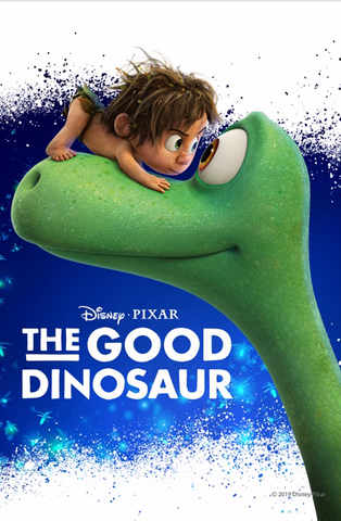 The Good Dinosaur (UHD/4K)