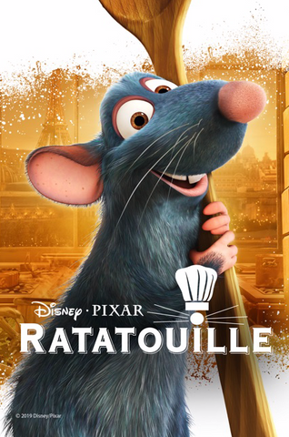 Ratatouille (UHD/4K)