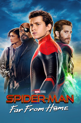 Spider-Man: Far from Home (UHD/4K)