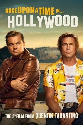 Once Upon a Time... in Hollywood (UHD/4K)