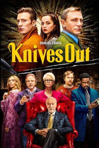 Knives Out (UHD/4K)