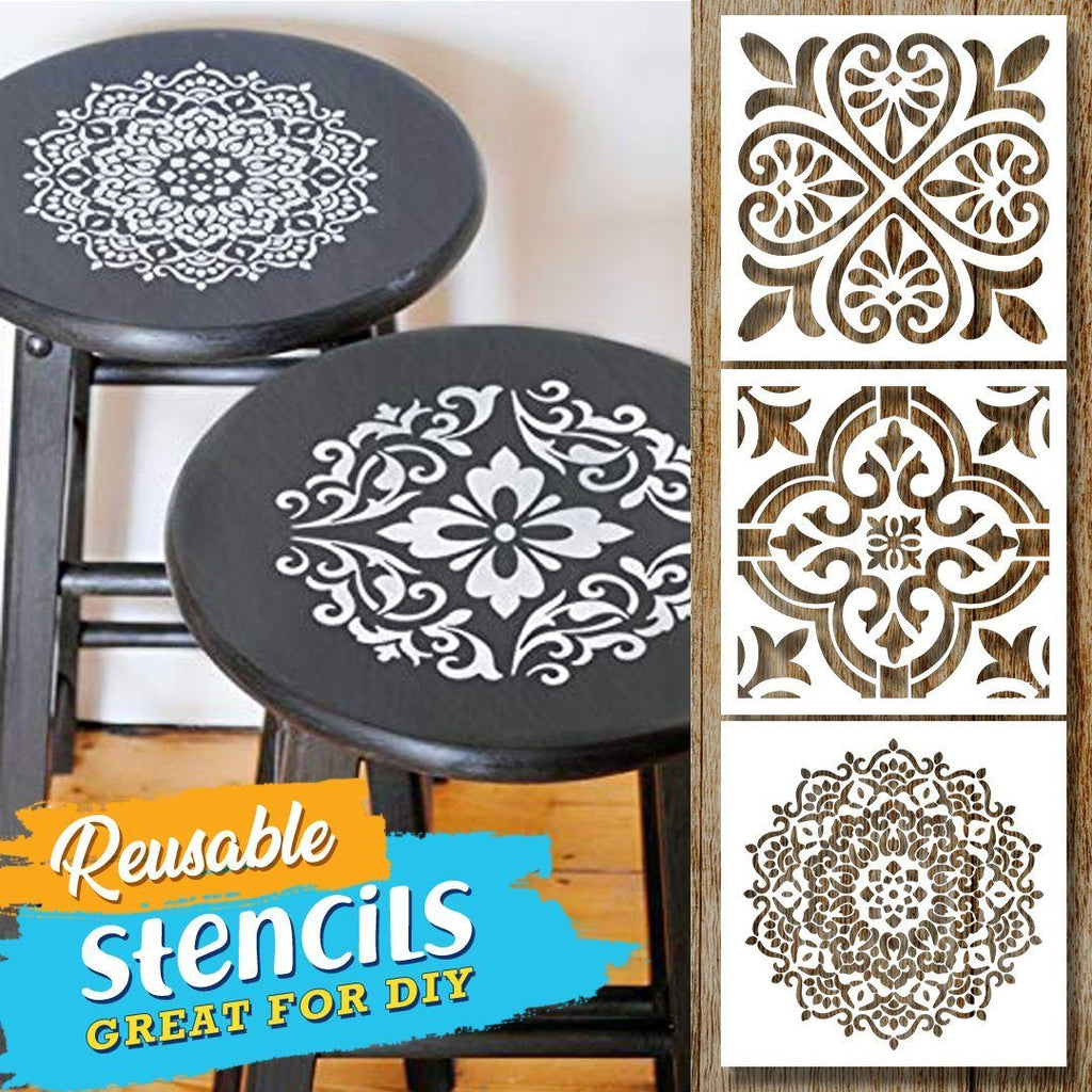 Reusable Painting Stencil