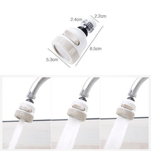 360° Three-Mode Water-Saving Faucet