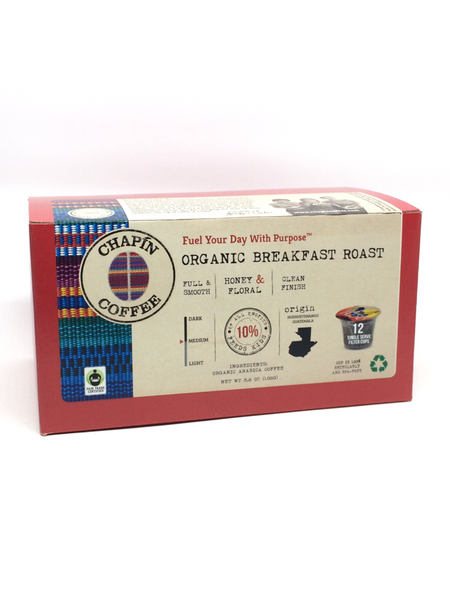 Organic Breakfast Roast