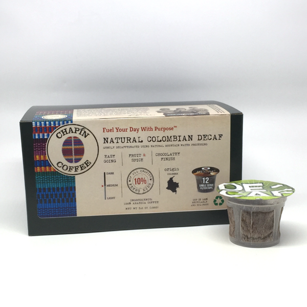 Natural Colombian Decaf