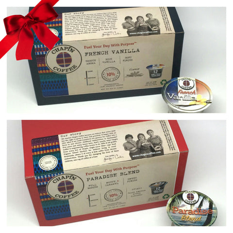 Single Serve Cup Gift Set