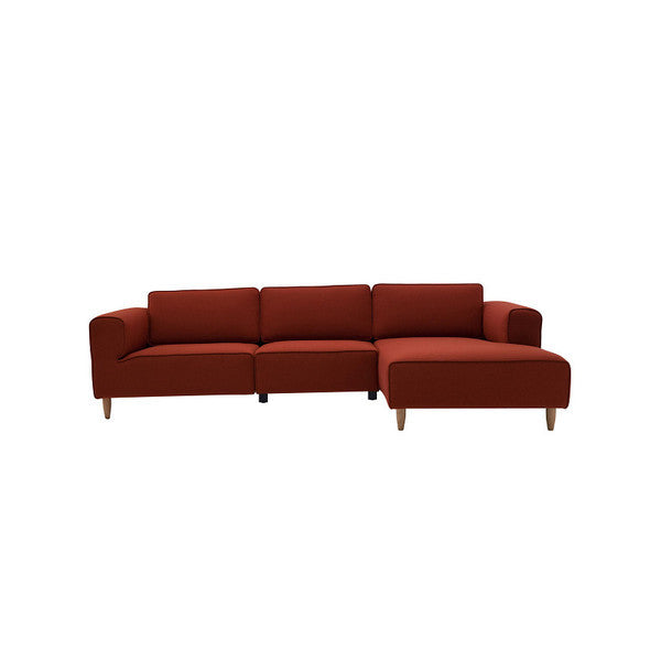 Urbn Liam 3 Seater Sectional Sofa