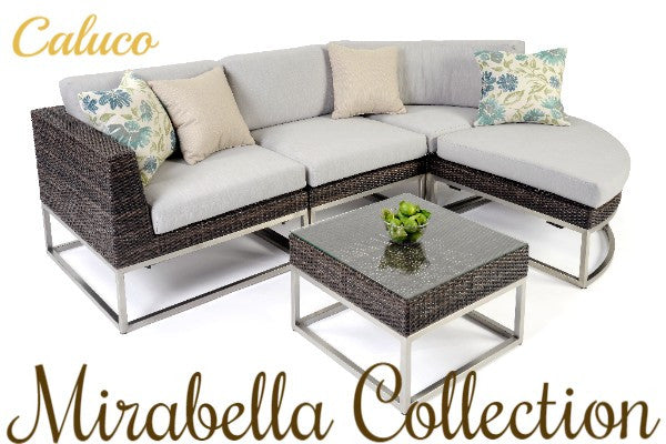 Caluco Mirabella Collection: Modern Luxury and Comfort!