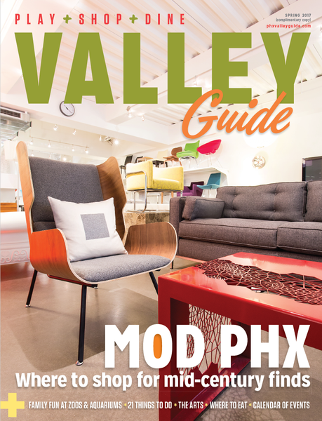 Valley Guide Magazine: We got featured!