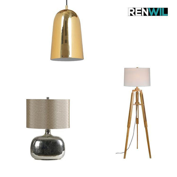 New Lighting from Ren-Wil. A great selection at a great price!