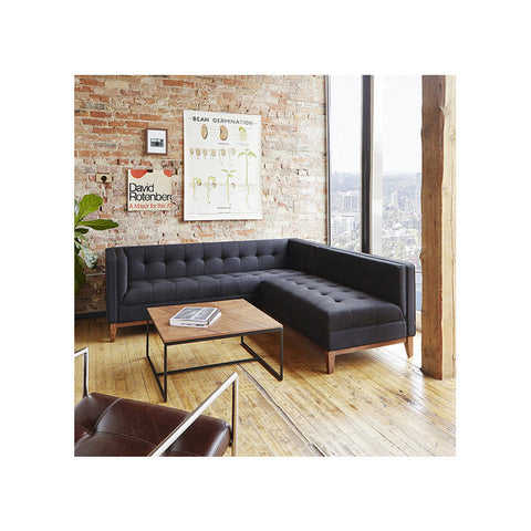 NEW Products From Gus Modern: Gus Atwood Bi Sectional Sofa