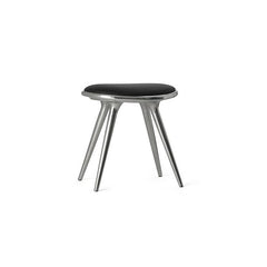 Mater Low Stool - Recycled Aluminum