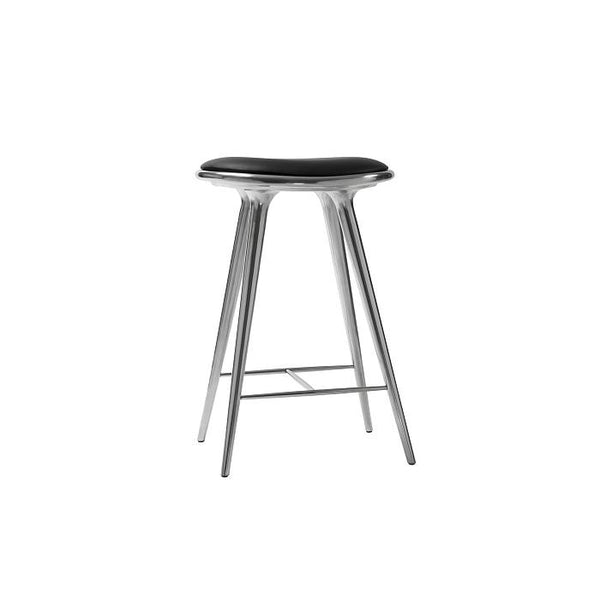 Mater Counter Stool - Recycled Aluminum
