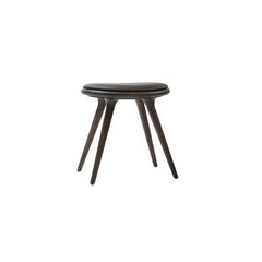 Mater Low Stool - Stained Oak