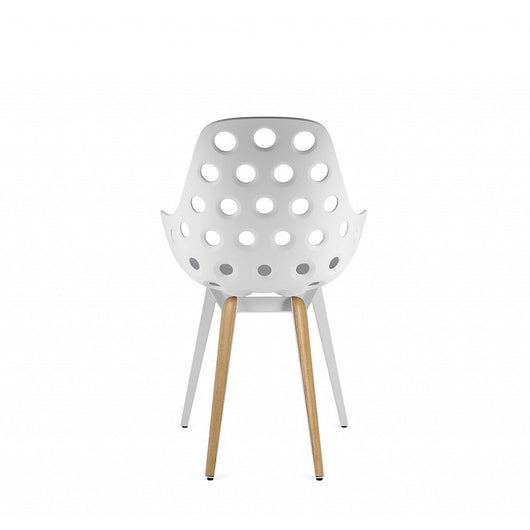 Kubikoff Slice Dimple Hole Chair
