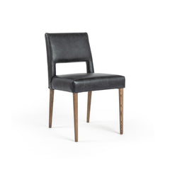 Ashford Joseph  Dining Chair -  Leather
