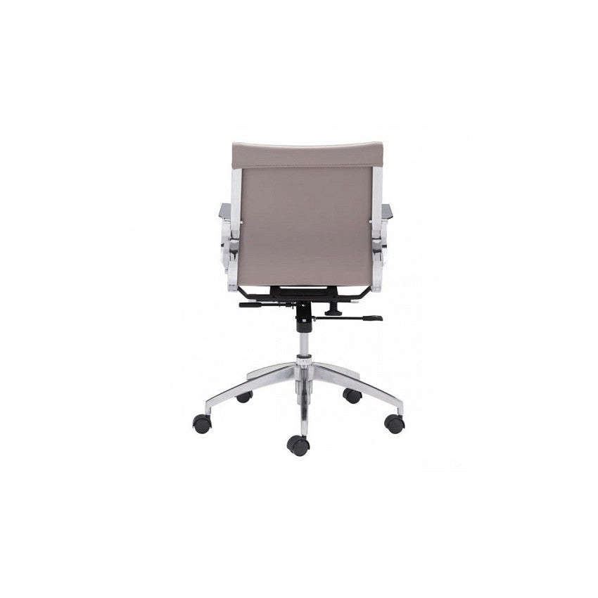 Zuo Glider Low Back Office Chair 2bmod