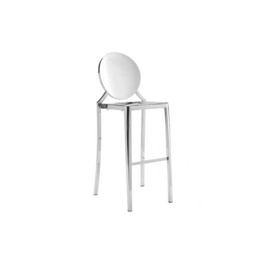 Zuo Eclipse Bar Chair - set of 2