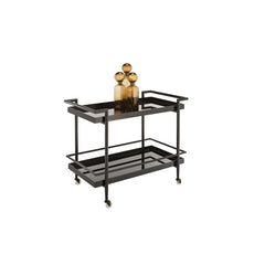 Sunpan Livingston Bar Cart