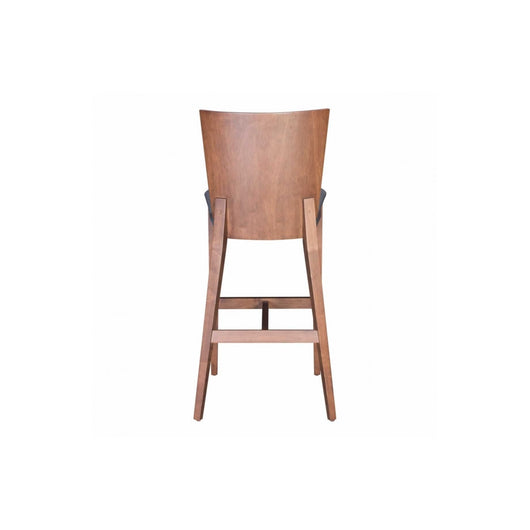 Zuo Ambrose Bar Chair - set of 2