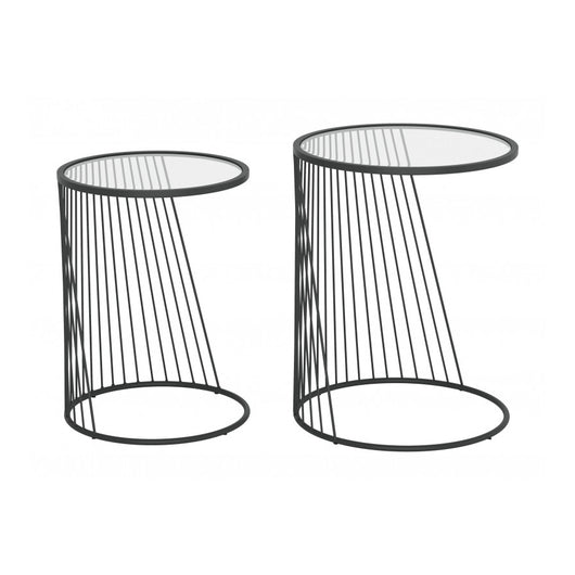 Shine Nesting Table Set