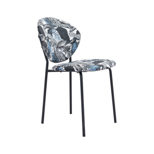 Clyde Chair Leaf Multicolor - set of 2