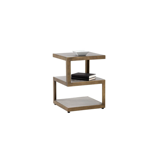 Sunpan Rubix End Table
