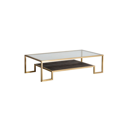 Sunpan Carver Coffee Table