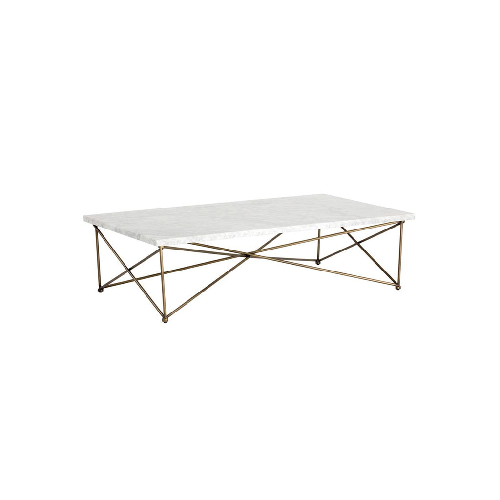 Enjoyable Sunpan Skyy Coffee Table 2Bmod Evergreenethics Interior Chair Design Evergreenethicsorg