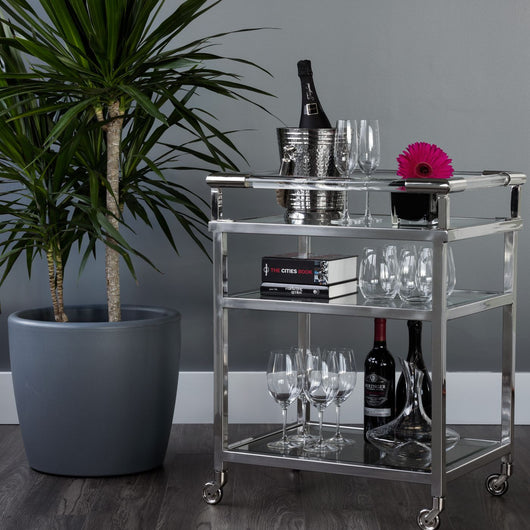 Sunpan Margo Bar Cart