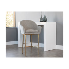 Sunpan Bowman Bar Stool -  set of 2