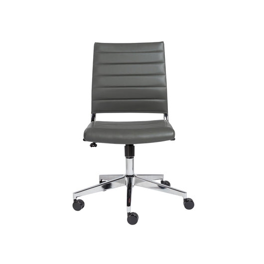 Brooklyn Armless Low Back Office Chair