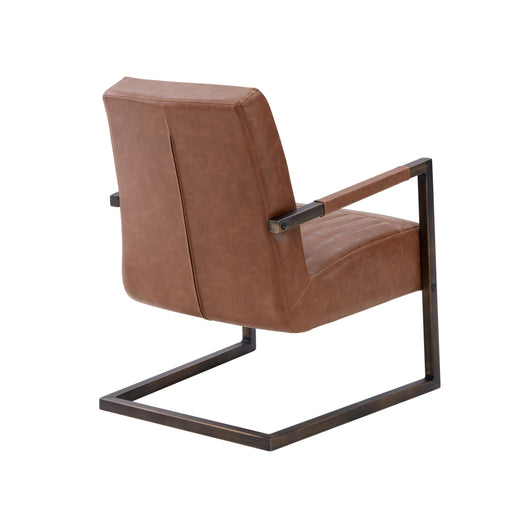 Jonah KD PU Arm Chair,