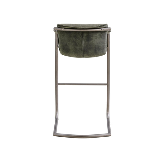Indy Fabric Bar Stool Stool - set of 2